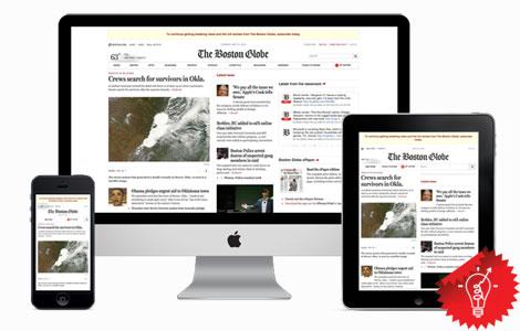 Адаптивный дизайн, веб-мерчандайзинг