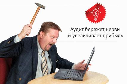 недовольный злой клиент, клмплексный аудит сайта, интернет-магазин